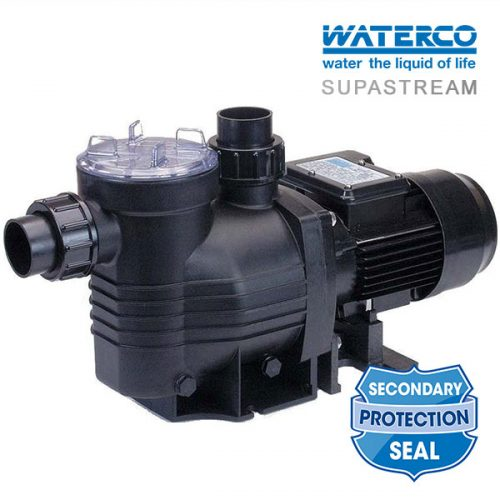 waterco-supastream-pool-pump-technology