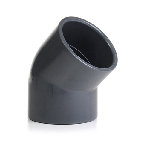 Grey PVC Pipe and Fittings - 1⁄2""