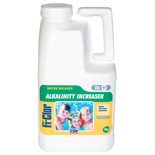 Fi-Clor Water Balance Alkilinity Increaser 5kg x 4