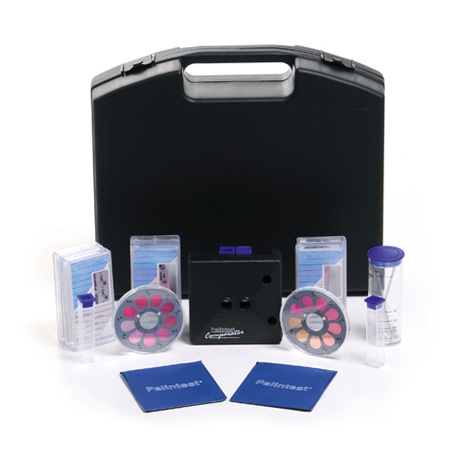 Standard Comparator Kit from Palintest
