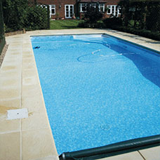 Polymer Swimming Pool Kit - Model A (6.1m x 3.05m x 1.2m) Hopper/Flat Bottom