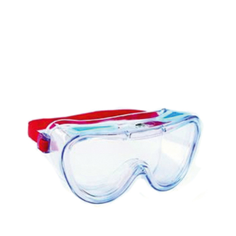 Safety Goggles for Administering Pool Chemicals