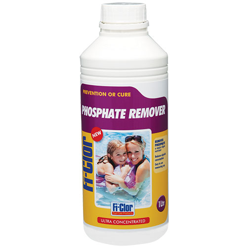 Fi-Clor Prevention & Cure Phosphate Remover 1 Litre x 6