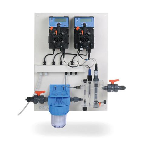 Redox pH Dosing System