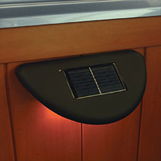 Retrofit Solar Light for Pools and Spas