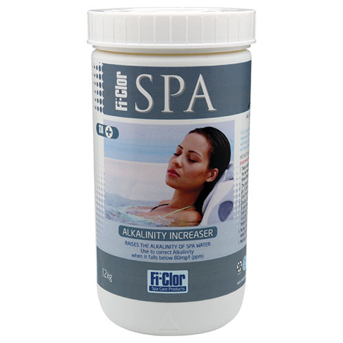 Fi-Clor Spa Alkalinity Increaser 1.2kg x 6
