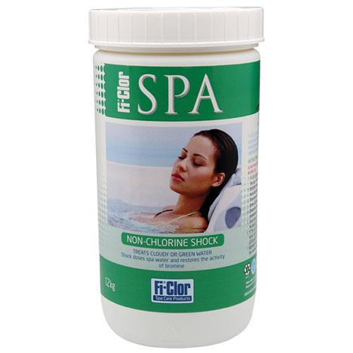 Fi-Clor Spa Non Chlorine Shock 1.2kg x 6