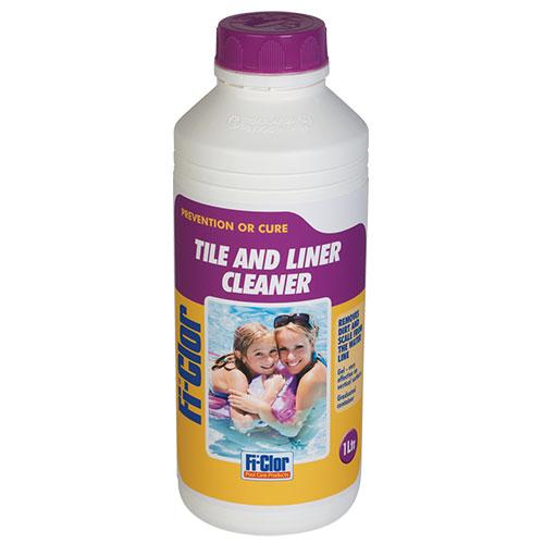 Fi-Clor Prevention & Cure Tile and Liner Cleaner 1 Litre x 6